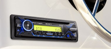 Picture of Marine CD Receiver with BLUETOOTH® Wireless Technology