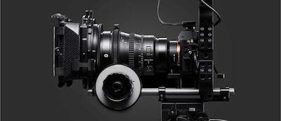 Yüksek kaliteli 4K film kaydı