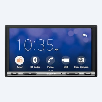 Picture of 17.6 cm (6.95 inch) Apple CarPlay Media Receiver