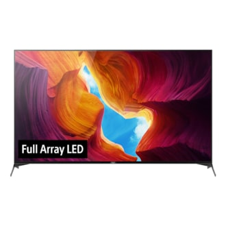 X950h Series 4k Ultra Hd Tv With Android Tv Sony Us