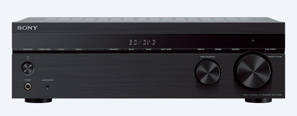 Images of 5.2ch Home Theater AV Receiver | STR-DH590