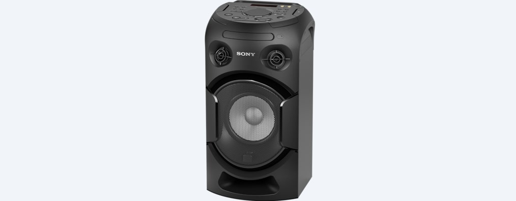Images of V21 High-Power Audio System with BLUETOOTH® Technology