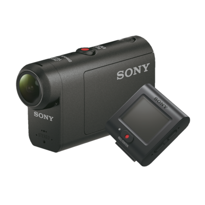 صورة كاميرا HDR-AS50R Action Cam مع Live View Remote