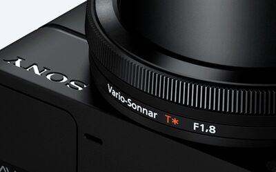 Alterar as configurações da lente