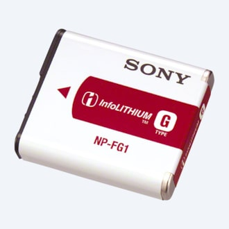 Picture of NP-FG1 G-series Rechargeable Battery Pack