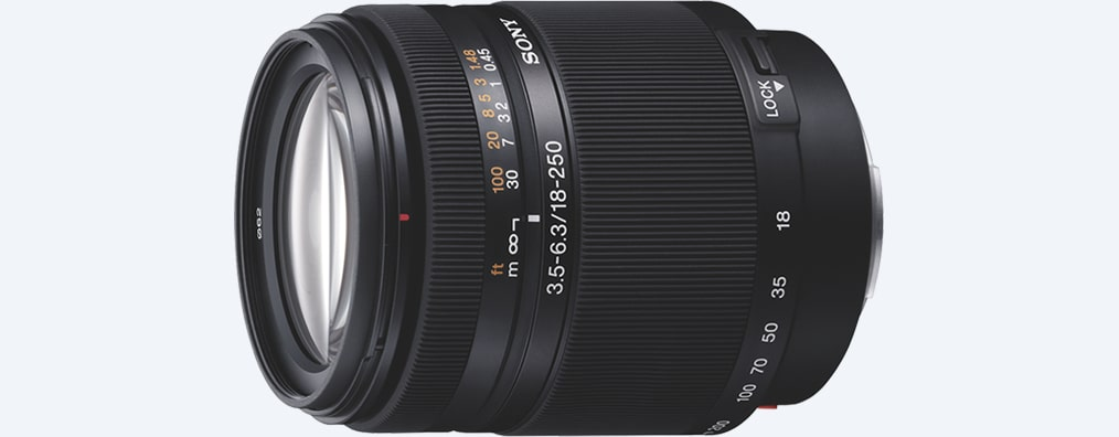 Images of DT 18-250 mm F3.5–6.3