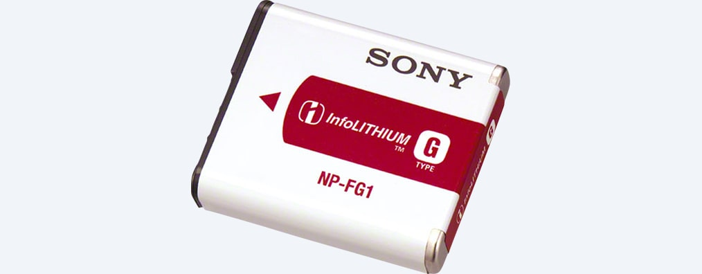 Images of NP-FG1 G-series Rechargeable Battery Pack