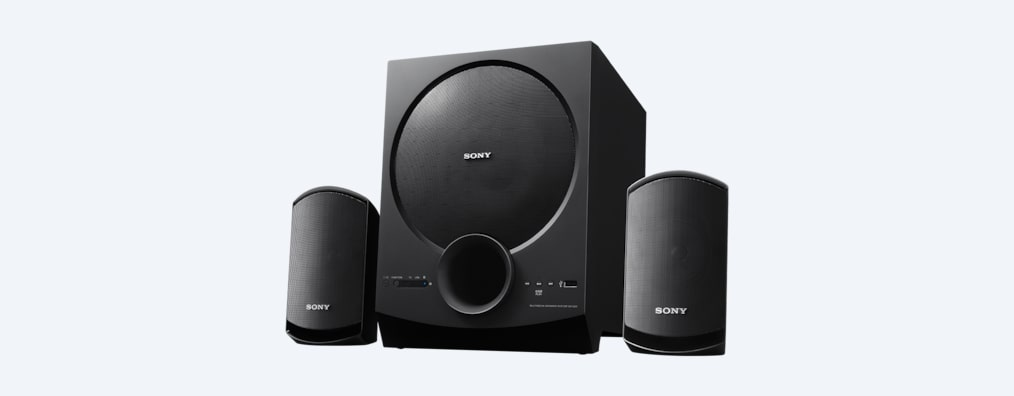 Images of 2.1ch Home Theatre Satellite Speakers
