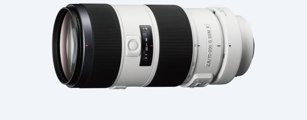 Images of 70–200 mm F2.8 G SSM II