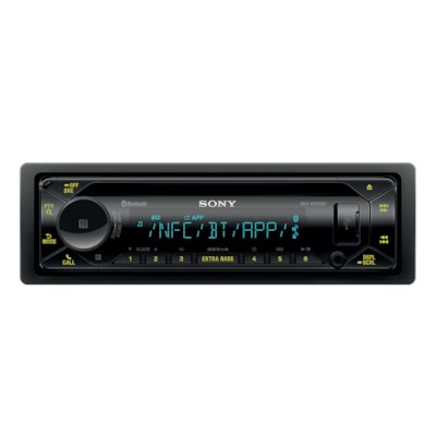 Picture of CD Receiver with BLUETOOTH® Technology