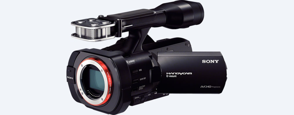 HD Handycam Camcorder with Full Frame Sensor | NEX-VG900E | Sony PK