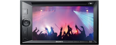 Images of 6.2 in (15.7 cm) LCD DVD Receiver