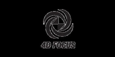 Logo-ul 4D FOCUS