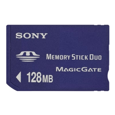 Picture of Memory Stick Duo Media