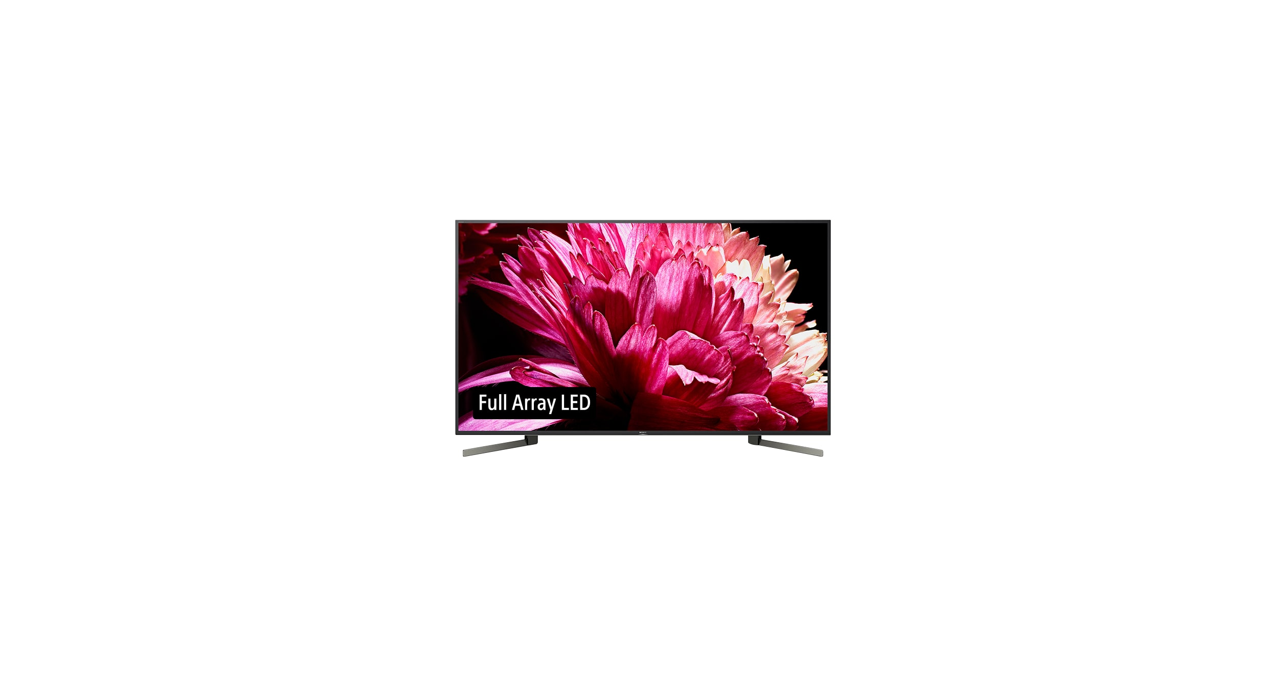X950G Series | LED 4K HDR Smart TV | Sony US