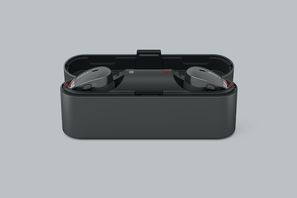 WF-1000X charge case