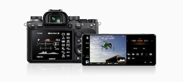 Photography Pro controls