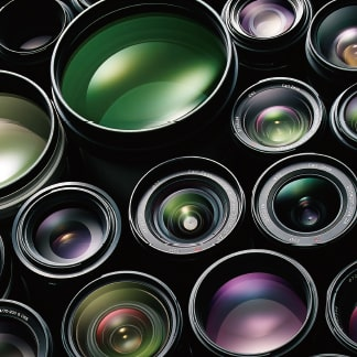 Image of lenses