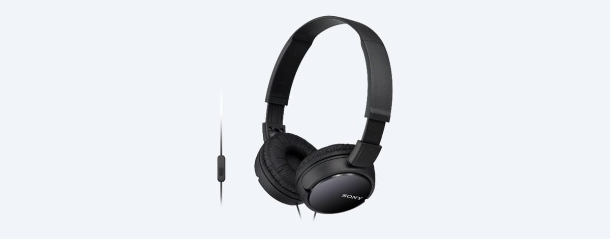 0f8f1d1a4de MDR-ZX110 / ZX110AP   Headphones   Sony US