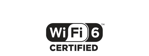 Wi-Fi 6 certified icon