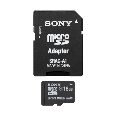 Picture of MicroSD Memory Card