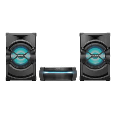 Image de Système audio high-power avec DVD
