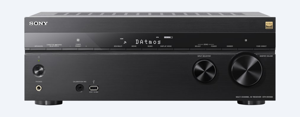 Images of 7.2ch Home Theater AV Receiver | STR-DN1080
