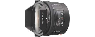 Images of 16mm F2.8 Fisheye