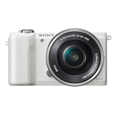 Picture of α5000 E-mount Camera with APS-C Sensor