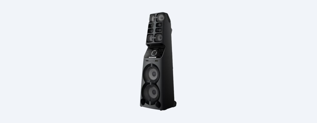 Images of V90W MUTEKI High Power Audio System