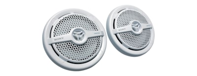 Images of 6.5 in (16 cm) 2-Way Coaxial Marine Speaker