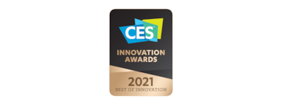 CES 2021 Innovation Awards logo