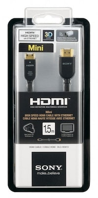Images of Mini HDMI Cable