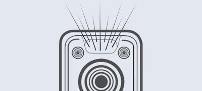 Vonalfények és hangsugárzó-világítás hozza létre a bulihangulatot