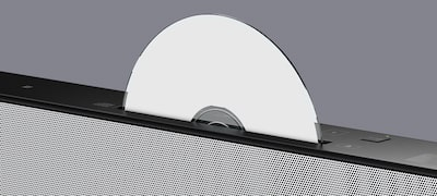 Built-in CD player for your disc collection