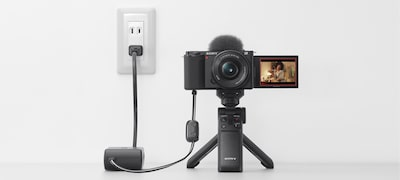Switch to AC power when you need to shoot for longer durations