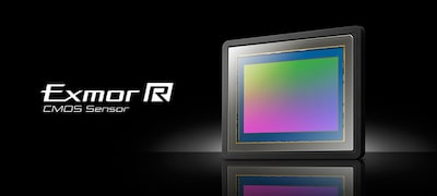New back-illuminated full-frame CMOS sensor