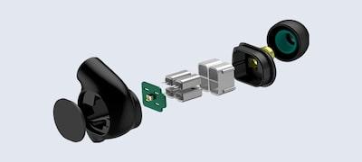 Premium technology enhances the live experience
