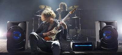 Είσοδος κιθάρας