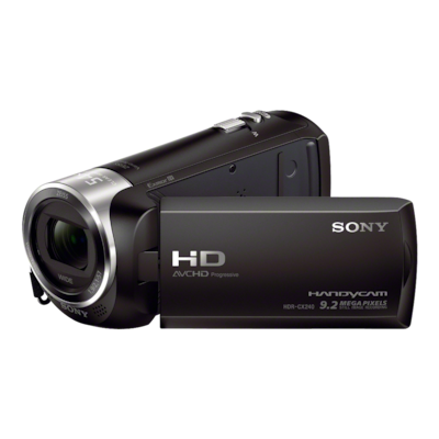 Picture of HDR-CX240E Handycam with Exmor™ R CMOS sensor
