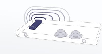 2 1ch tv base speaker with wi bluetooth u00ae technology