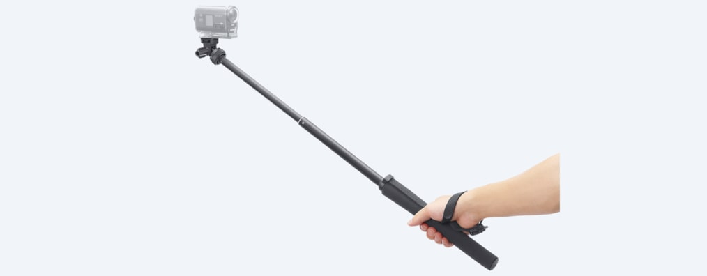 Action Monopod For Action Cam Vct Amp1 Sony Us