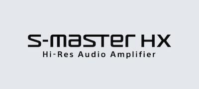 Full Digital S-Master HX amplifier