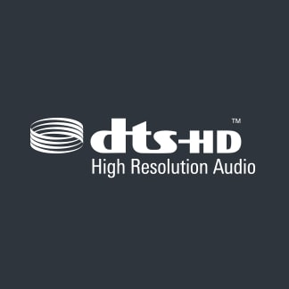 Audio DTS-HD™ Master