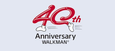 Walkman® 40th Anniversary