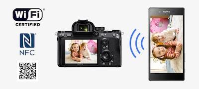 Control remoto One-Touch y compartir con un solo toque