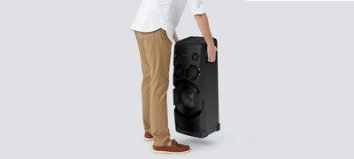 One-box design for maximum portability