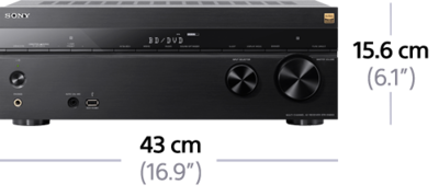 Picture of 7.2ch Home Theatre AV Receiver