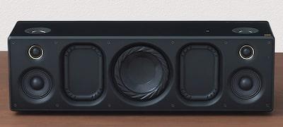 ระบบ 2.1 แชนเนลเพื่อเสียงที่ทรงพลัง