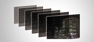 Multi Frame NR (การลดสัญญาณรบกวน)